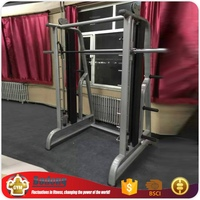 Top quality power rack smith machine free weight squat rack made in China