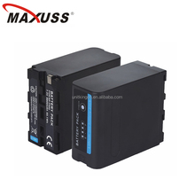 8800 mAh capacity li-ion type 7.4V voltage outdoor camera battery pack for SON. NP-F990