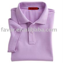 2012 100% cotton men & women's Polo Shirts