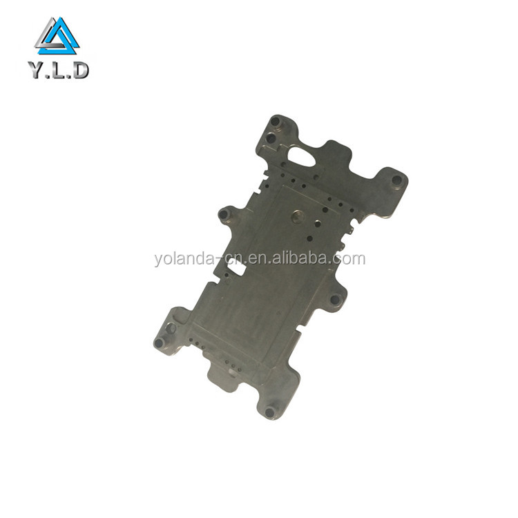 A Company Which Is Well Received By Customers Customized Steel CNC Milling Mold Parts At Best Price