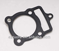Cylinder Head Gasket Motorcycle Engine Part, aluminum cnc machining