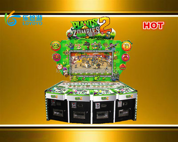 coin operated video games plant vs zombie games