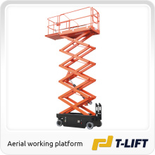 moving scissor lift car for sale