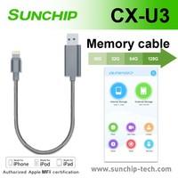 Made in China newest usb OTG usb flash drive 4gb 8gb 16gb 32gb otg cable free download app