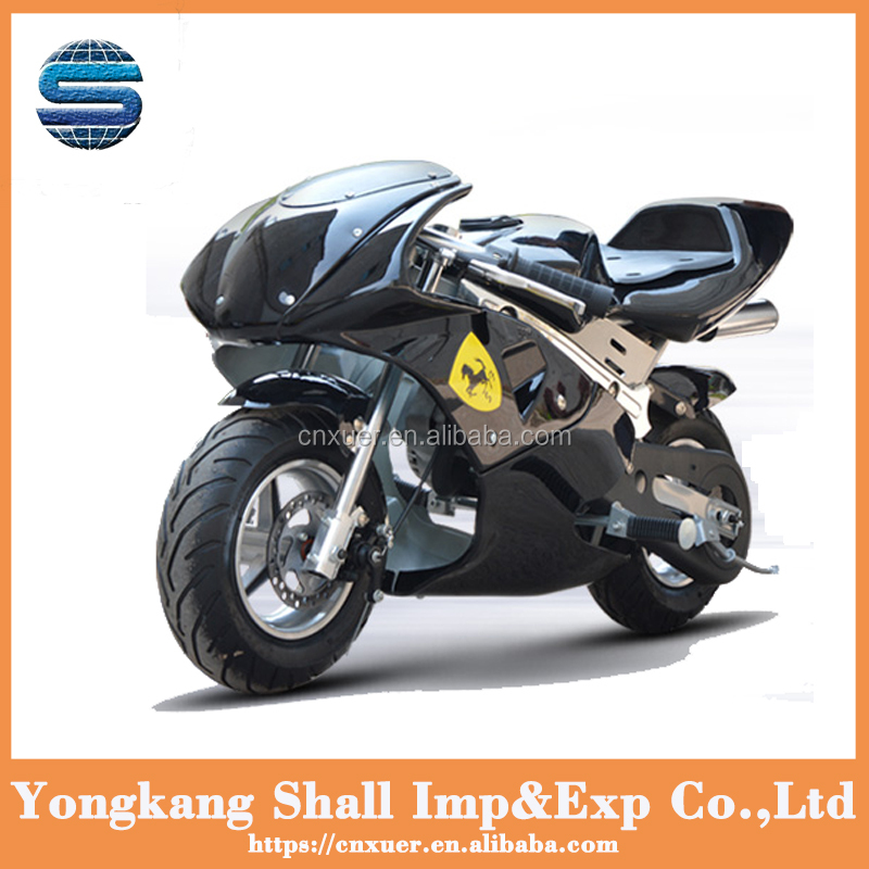 2-Stroke 49CC mini racing motorcycle air-cooled engine gasoline for sale for kids