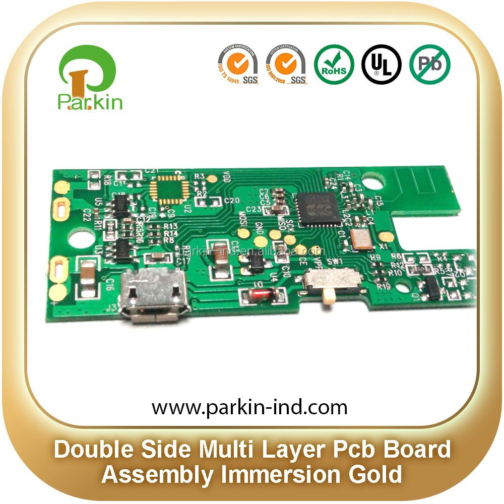 PCB Assembly with parts sourcing, One Stop Service