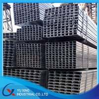 Hot rolled steel strut profile C channel