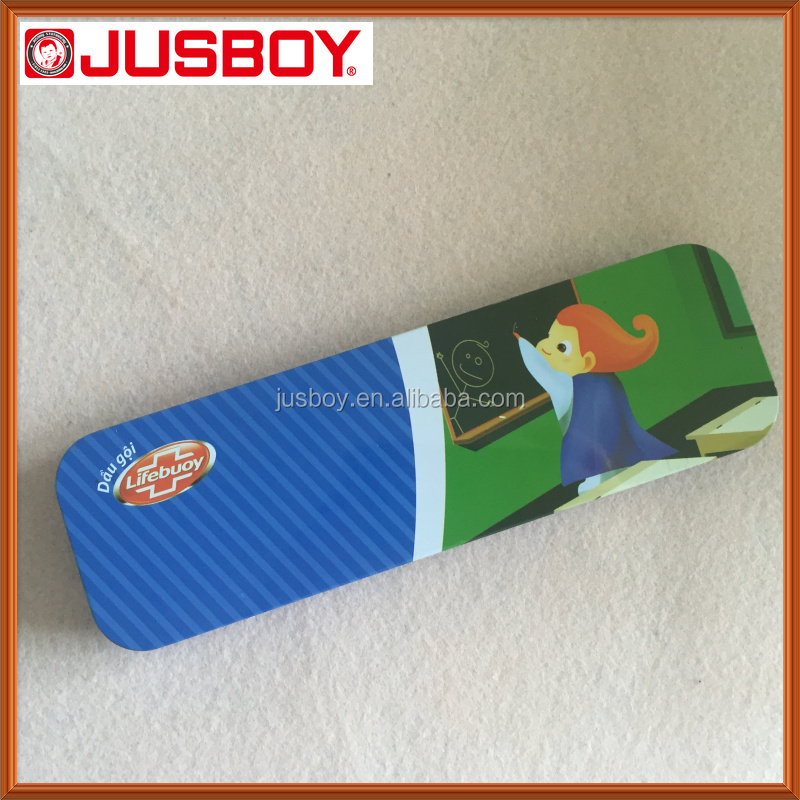 Customized pencil case tinplate material