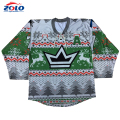 New design custom wholesale xxs ice hockey jersey