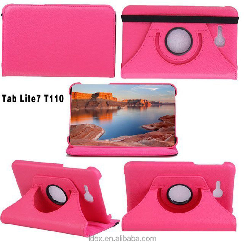 cheap price China New pu leather flip case for samsung galaxy tab 2 10.1 p5100 p5110 tablet T280