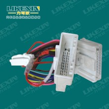 gps active wire harness & Auto wire harness for audio navigation & GSP system antenna gps antenna
