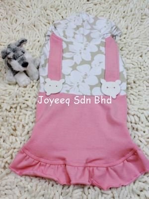 Baby Doll Dress, Pet Clothes, Dog Apparels, Accessories