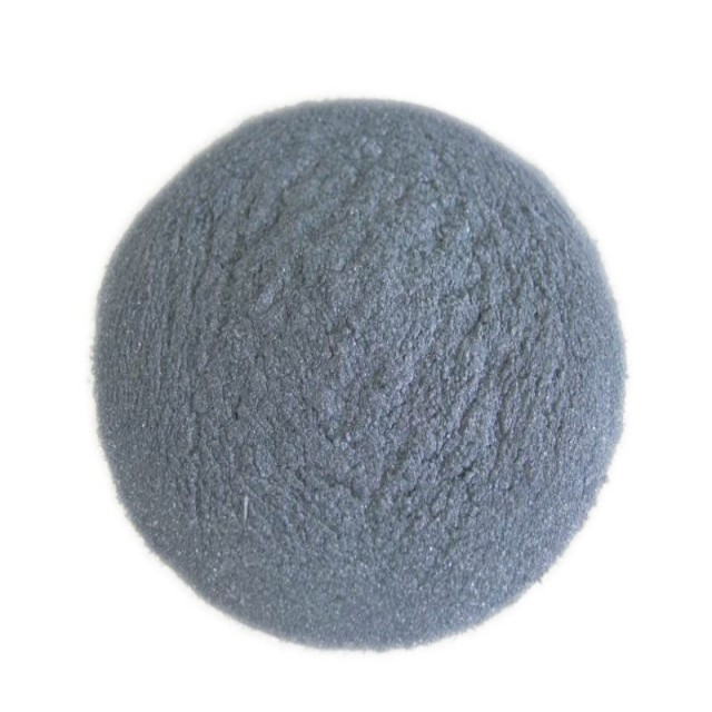 Welding flux material of iron based alloy FeMo powder