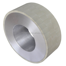 Vitrified Diamond Centerless Grinding Wheel For Stainless Steel Bar
