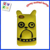Alibaba express good quality fashion 3d cute Korea style cartoon silicone phone case cover for iphone