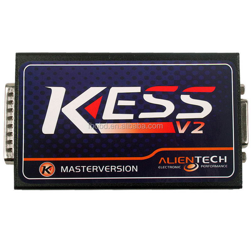 2015 Top Rated KESS V2 OBD2 Manager Tuning Kit No Tokens Limited V2.12 ECU Chip Tuning Tool KESS V2 OBD2 Tuning