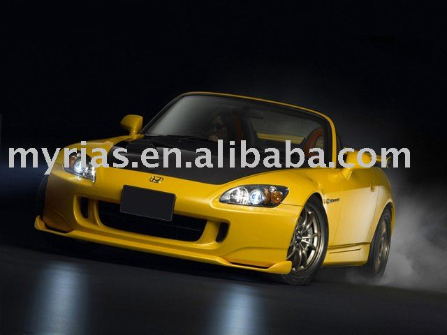 S2000 AP2 M-style front under spoiler