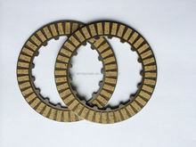 Good Quality Motorcycle Clutch Disc Friction Plate for CD70 motorcycle parts