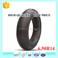 Butyl tire inner tube 6.50R14