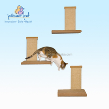 high quality Platform Scratching Sisal Board Tree Cat scratcher