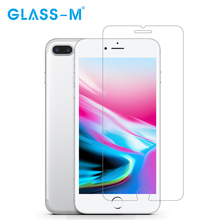 High Quality Crystal Clear Screen Protector for iPhone 8 Tempered Glass