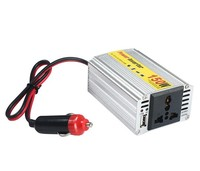Car Power Inverter 150W Watt Converter Power Supply DC 12V to AC 220V USB Adapter Portable Voltage Transformer Car Chargers
