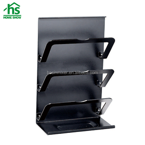 wall hung save space kitchen pot lid rack hooks