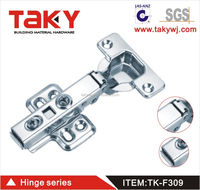 High quality stainless steel swing door hinges