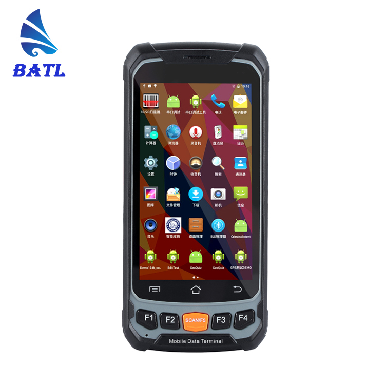 GA tough BATL BH86 4g rugged mobile data terminal , Portable Data Terminal
