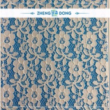 Nylon Spandex Wide Lace Fabrics Material Making Machine