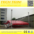 ground support truss tower/truss system/stage roof stage system