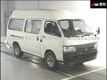 Second hand cars TOYOTA HI ACE 1998