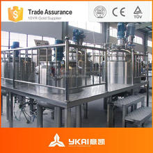 Mixing Machine For Glue Making with Platform