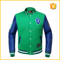 2016 Spring Baseball Bomber Embroidered Jackets