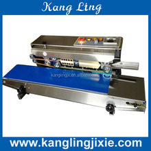 Plastic Bag Band Sealer / Bag Continuous Band Sealer