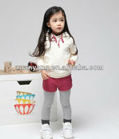 Hooded guard coat suits for children girls