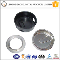 ISO9001:2008 Qualified Custom Metal Deep Drawing Stamping, OEM Deep Drawing Parts Manufacturer