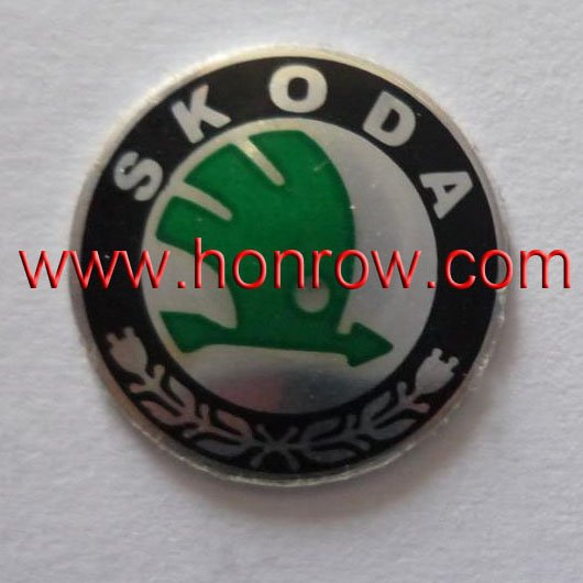 Skoda Logo,Blank car keys,Car key logo