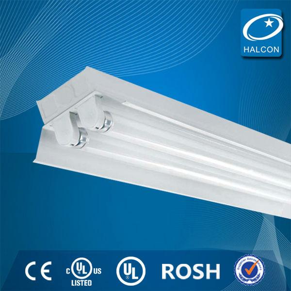 2014 Hot Ul Ce T5 T8 Fluorescent Lighting Fixture 6 Ft Fluorescent ...