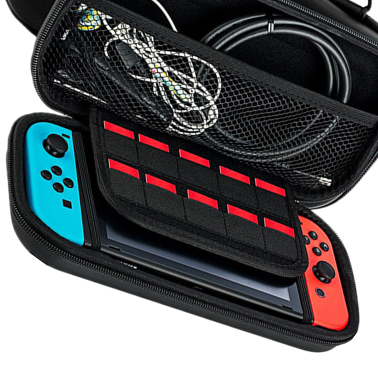 SYYTECH EVA Hard Shell Storage for Nintendo Switch Bag Case Protective Pouch