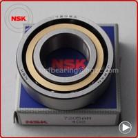 Double row NSK angular contact ball bearing 3206 30X62X23.8 mm