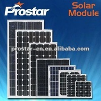 high quality monocrystalline silicon solar panel/solar modules/monocrystalline photovoltaic modules