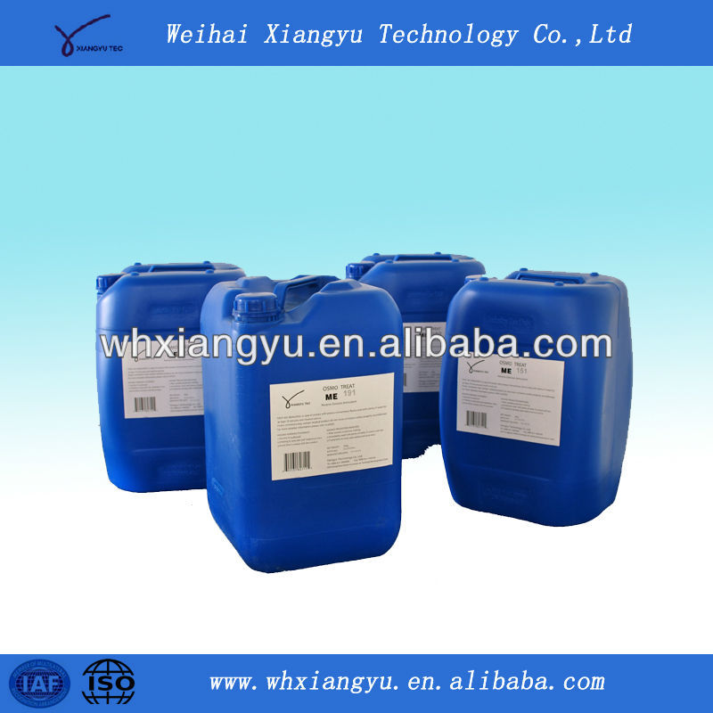 sewage water alkaline chemical