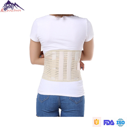 Strong Support Fish Line Cloth Therapeutic Waist Support