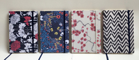 Fabric printing notebook