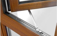 Aluminium window 2 bar hinge friction stay