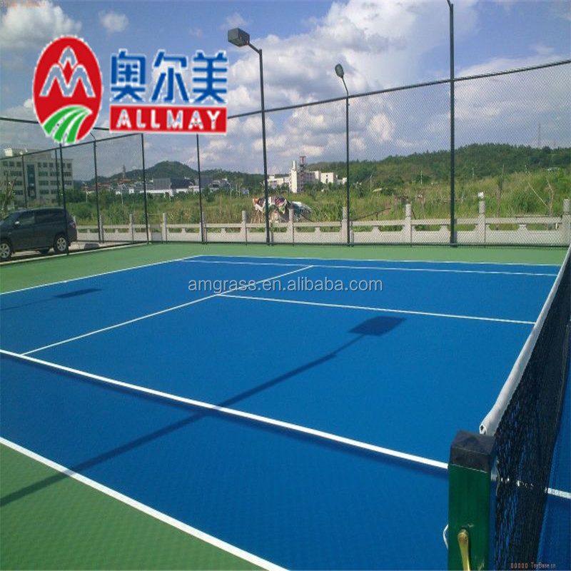 sports flooring Indoor high performance Tennis Courts PU floor