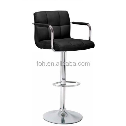 FOH bar stool Strong Bar Stools with Armrest (FOH-BCR-1)