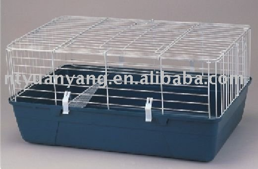 strong wire iron rabbit breeding cages house pet product