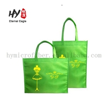 Hot sale wholesale cheap eco reusable laminated shopping bag promo folding tote bag